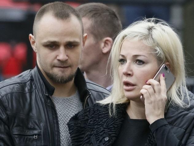 Максакова пообещала назвать служащих ФСБ, похитивших перед убийством Вороненкова его водителя