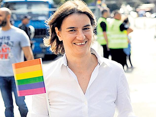 Ана Брнабич избрана премьер-министром Сербии