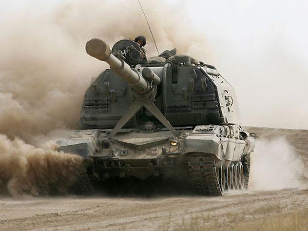 США испугались возникновению в русской армии новых «больших пушек»