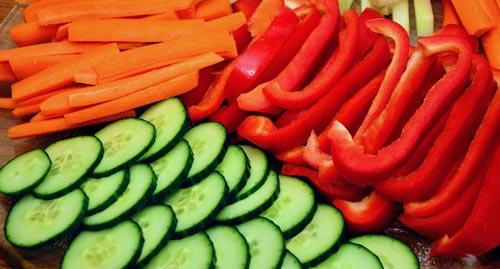 Будем дружить с овощами! Фото: pixabay.com