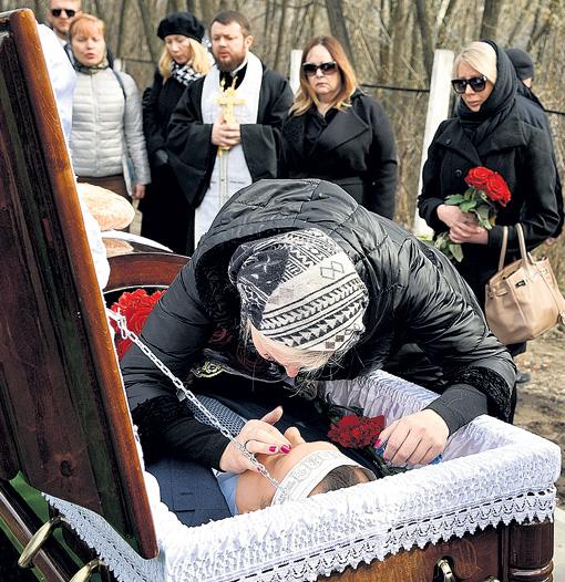 Убитого вКиеве Дениса Вороненкова обнаружили живым вТель-Авиве