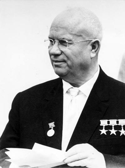 Хрущев отдал приказ о вводе войск в Новочеркасск. Фото: wikimedia.org