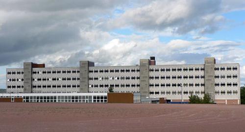 Государственная школа в Перте (Австралия). Rob Burke / wikimedia