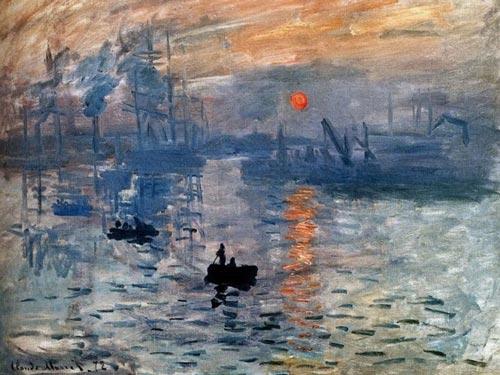 Картина Клода Моне «Впечатление. Восход солнца» также оказалась в руках охотников за искусством