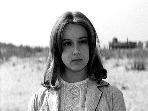 Первая роль в кино Маргариты Тереховой. «Здравствуй, это я!», 1965