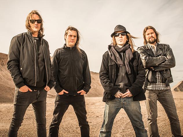 Children of Bodom с программой «20 Years Down & Dirty»