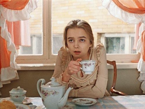 Наталье Вавиловой родители запрещали сниматься в кино. Кадр из фильма