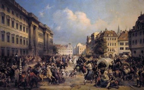 «Взятие Берлина». Картина Александра Коцебу