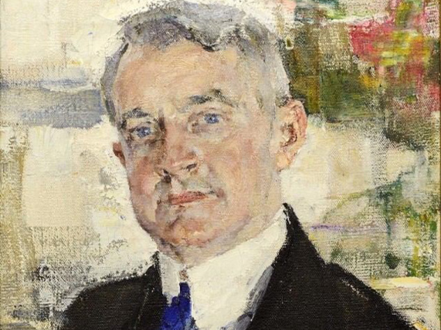 Изъятую в«Пулково» картину Николая Фешина передали Русскому музею