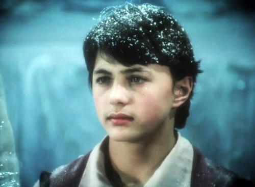1986 год. «Тайна Снежной Королевы». Кадр из фильма