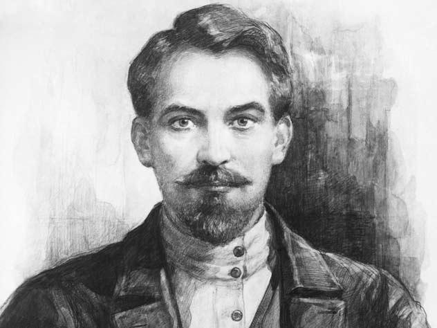 Щорс Н.А. /1895 - 1919/. Фото ИТАР-ТАСС