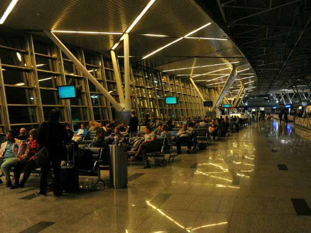 В Государственную думу внесен закон окурилках ваэропортах