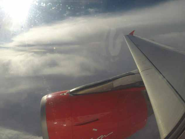 Самолет Москва-Екатеринбург разгерметизировался навысоте 11км
