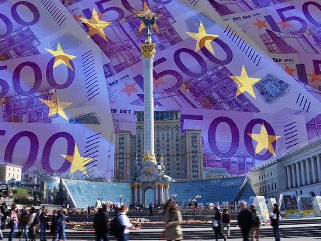 Европейская комиссия отказала Украине втранше на600 млн. евро