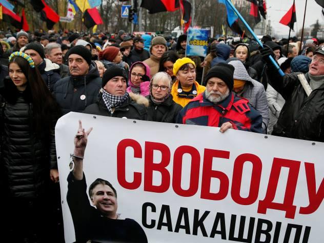 Мосийчук: отказ суда варесте Саакашвили— пощечина для Порошенко