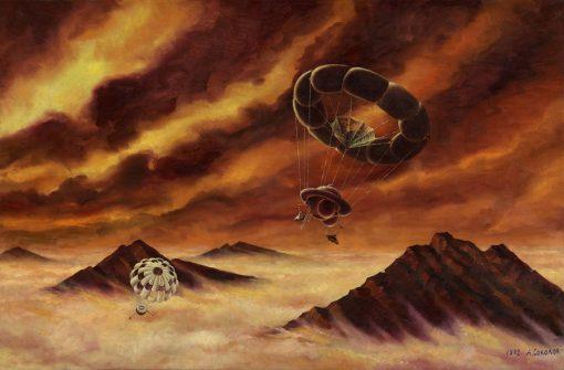 Тайны СССР: в60-70-х годах Советский Союз хотел колонизировать Венеру