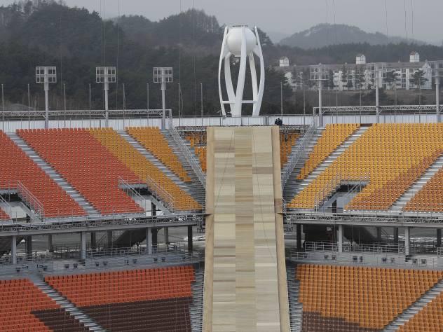 Южная Корея попросила США отложить общие военные учения навремя Олимпиады 2018