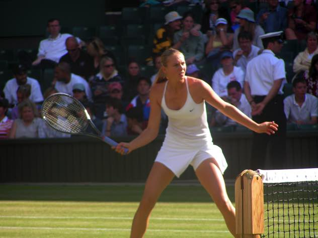 Мария Шарапова может принять участие в турнире WTA St. Petersburg Ladies Trophy