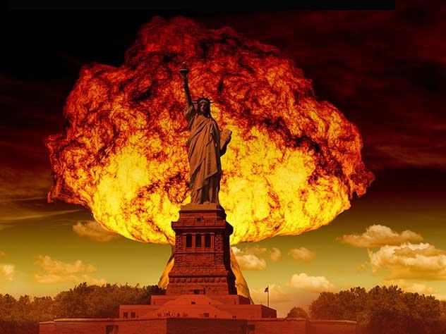 СМИ проинформировали  опланах США сдержать Российскую Федерацию  новейшей  ядерной боеголовкой