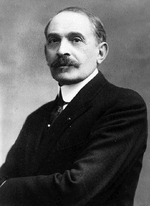 1920 год. Самуил Абрамович Воронов. Источник: wikipedia
