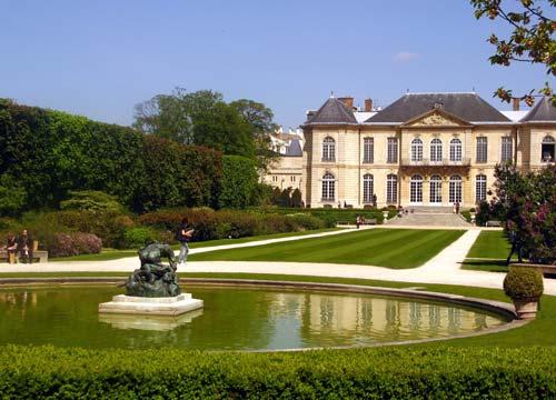 Бывший особняк «Отель Бирон», где Маруся брала уроки у Огюста Родена. Фото: wikimedia.org