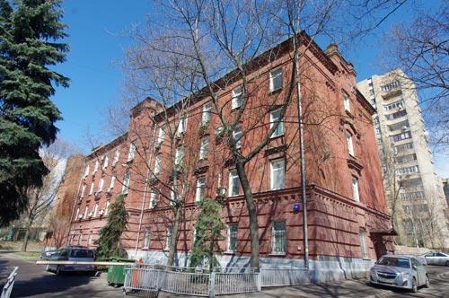 Дом по улице Малые Каменщики 16 — единственное сохранившееся здание бывшей Таганской тюрьмы. Источник: wikimedia.org