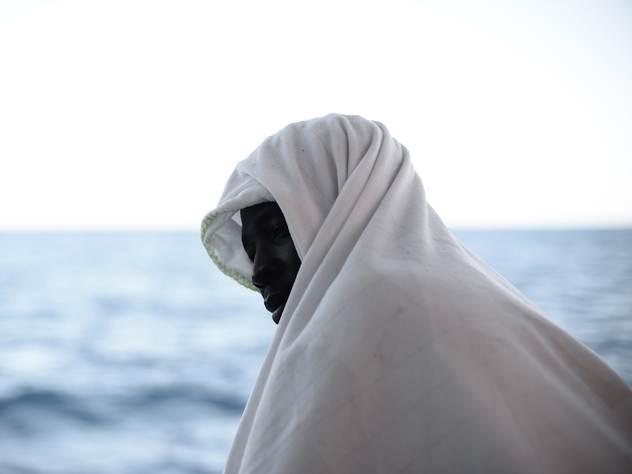 Италия больше не принимает беженцев из Африки.