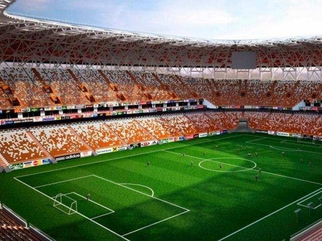 Более 120 тысяч человек посетили матчи ЧМ-2018 в Саранске