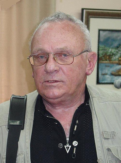 Участник «самолетного дела», Эдуард Кузнецов, в 2009 г. Источник: wikimedia