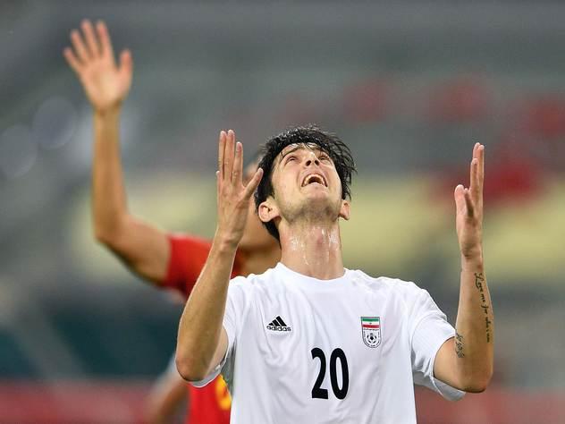 Американские санкции лишили футбольную сборную Ирана бутсов