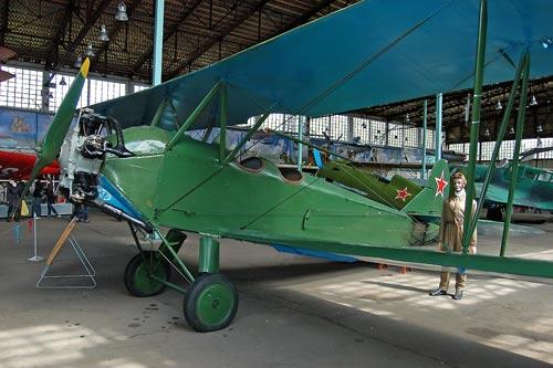 У-2 – рабочая лошадка передовой. Такой же был в распоряжении Аркадия Каманина. Музей ВВС в Монино. Источник: wikimedia.org