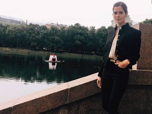 Актриса Юлия Снигирь