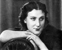 Таня Маркус, она же княжна Маркусидзе. Фото: wikipedia.org