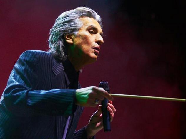 Концерт Тото Кутуньо в Бельгии отменили из-за госпитализации певца