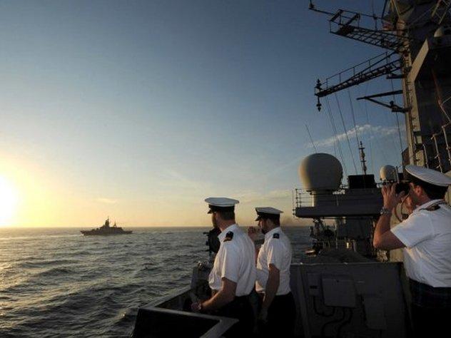 Российский флот вооружится модернизированными корветами советского проекта