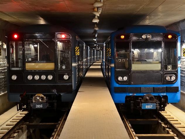 Новый закон о применении касс вызвал коллапс в екатеринбургском метро
