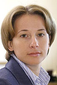Наталья Тимакова. Источник: wikimedia.org