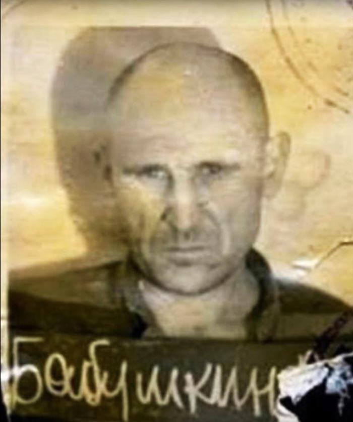 Владимир Бабушкин. Кадр видео Youtube
