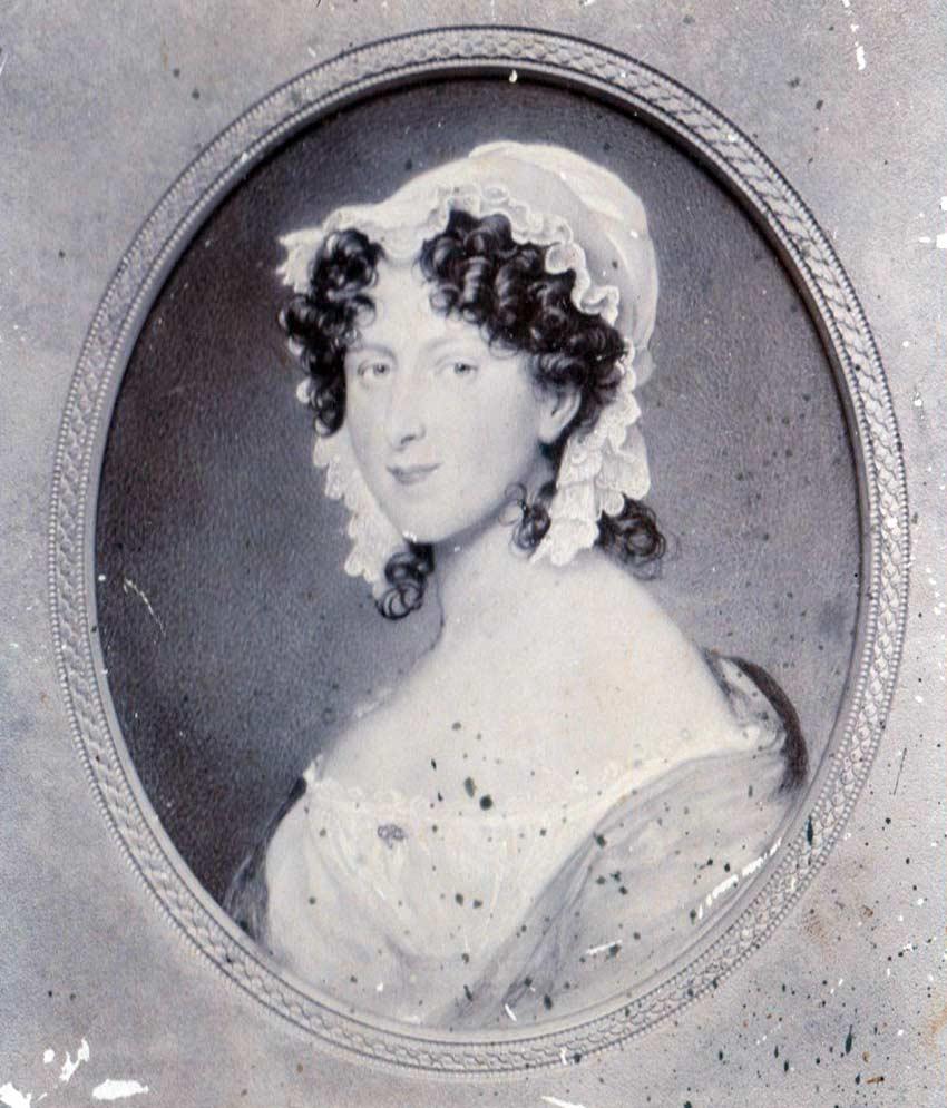 Дочь адмирала Нельсона и Эммы Гамильтон Горация