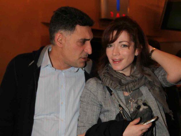 Тигран Кеосаян и Алена Хмельницкая