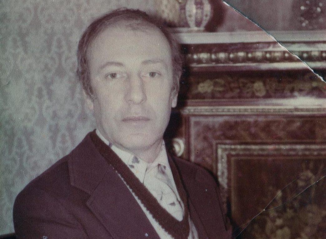 Вор взаконе Юрий Горбатый