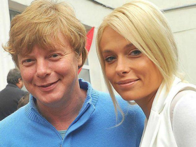Григорьев-Апполонов с женой