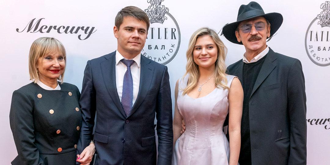Семья Луппиан - Боярских все вложила в свою внучку Катеньку, и это очень заметно
