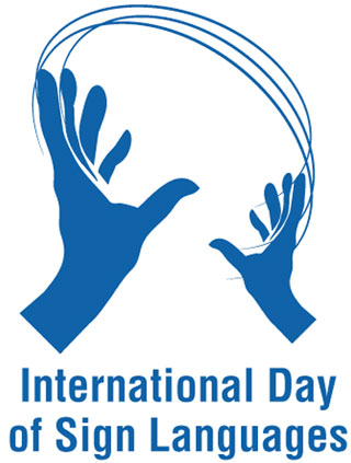Международный день жестовых языков отмечается 23 сентября