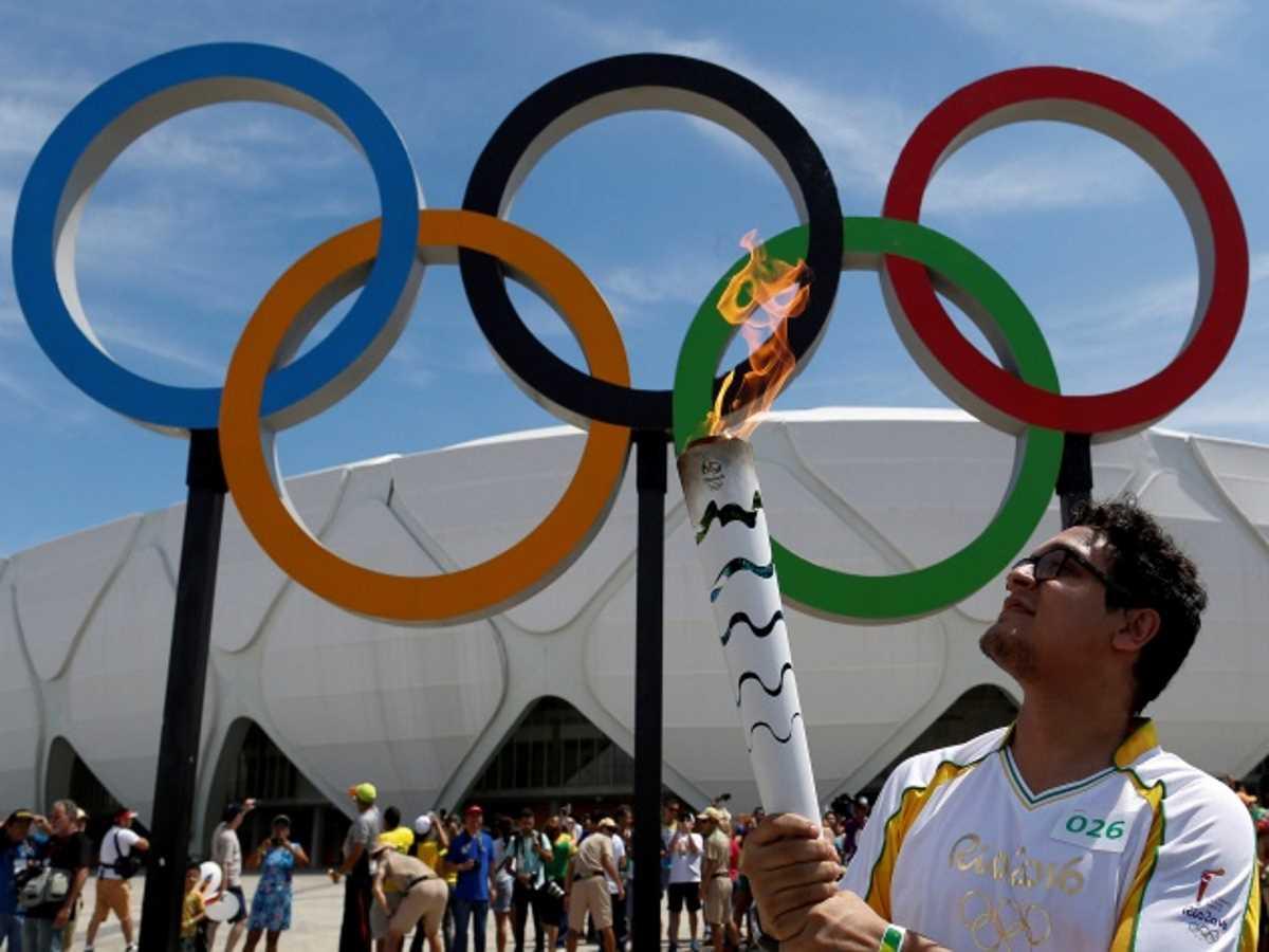 Картинки и фото олимпийских игр