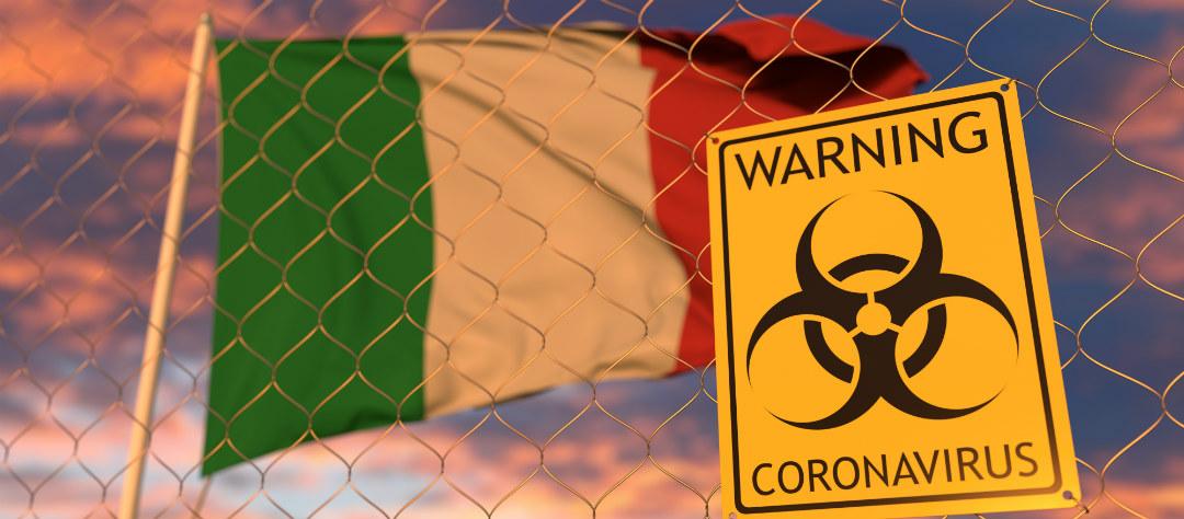Почему в Италии так много заболевших коронавирусом?