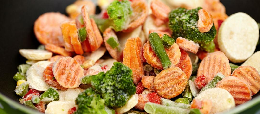 сохраняются ли витамины в замороженных овощах