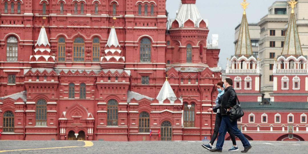 коронавирус, Москва