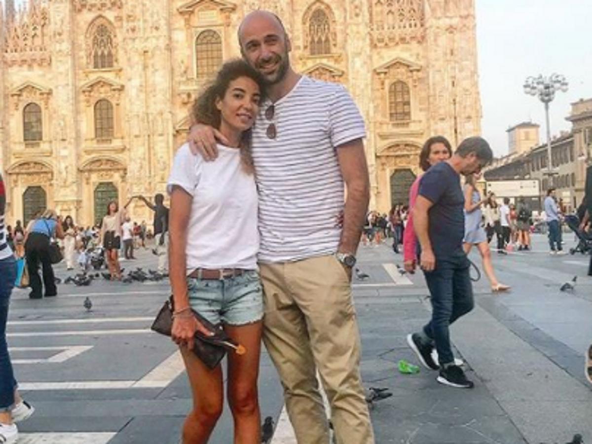 Папунаишвили объявил о разводе после жарких танцев с Гусевой
