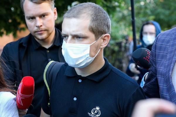сын Сергея Захарова Виталий